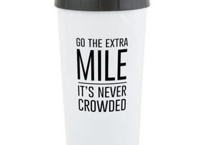 go_the_extra_mileits_never_crowded_travel_mug